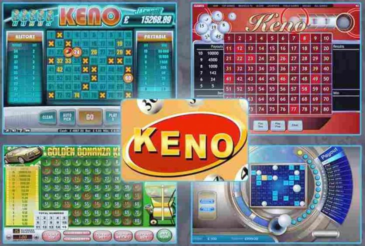 keno online casino australia
